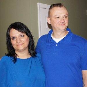 Stacy and David Morris